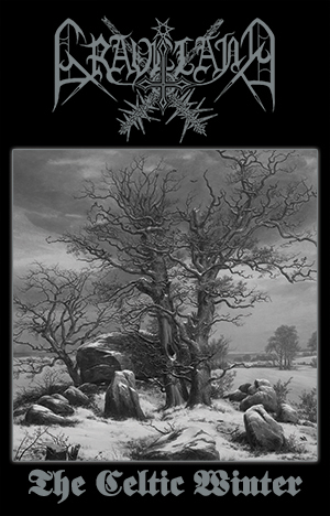 GRAVELAND - THE CELTIC WINTER (CASSETTE)